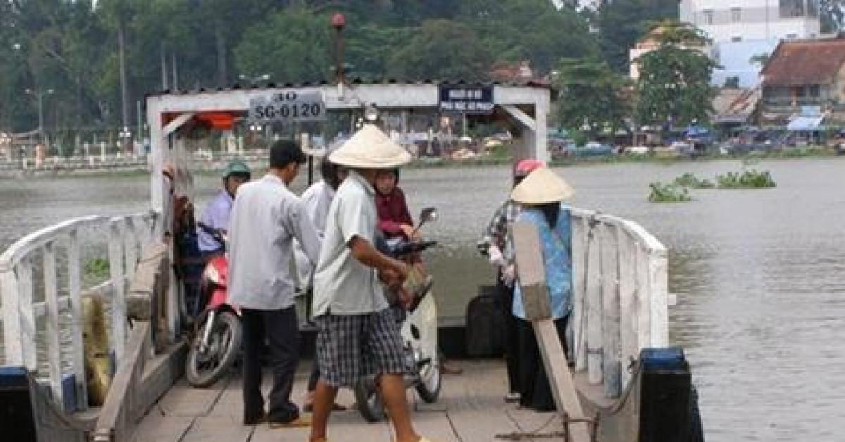 Cảnh báo người dân vì nghi xuất hiện cá sấu trên sông Sài Gòn