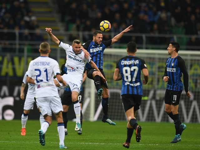 Video highlight trận Atalanta - Inter Milan: Người cũ MU tỏa sáng, vinh danh á quân