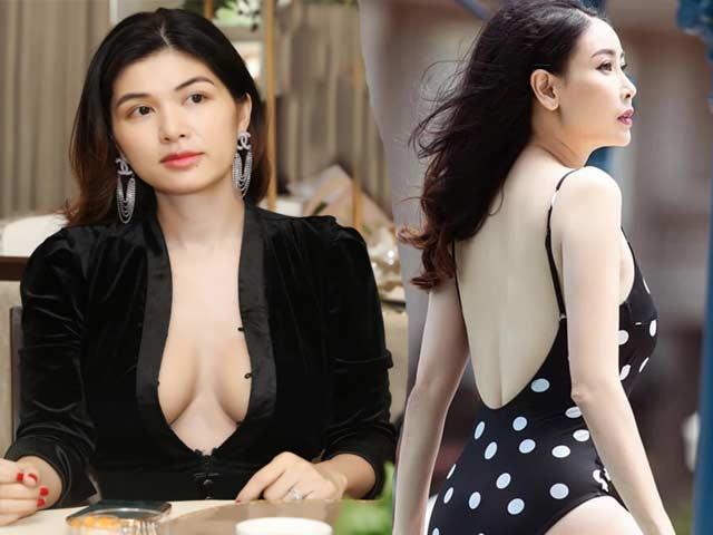 """Hoa hậu Oanh Yến, Hà Kiều Anh đẻ """"con đàn"""" vẫn dẫn top mỹ nhân """"bom gợi cảm"""""""