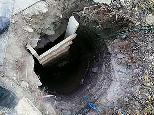 Mẹ đào đường hầm dài hơn 13 mét giúp con trai vượt ngục