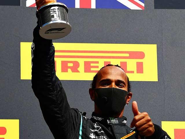 Đua xe F1, British GP 2020: Hamilton chiến thắng một cách ngoạn mục nhất