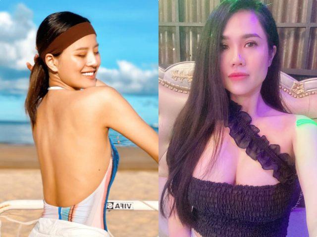 Chị gái của hot girl Trâm Anh nóng bỏng chẳng kém cô em showbiz