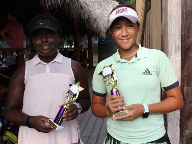 Tay vợt nữ Việt Nam thắng 2 set trắng chung kết, vô địch giải quần vợt Mỹ