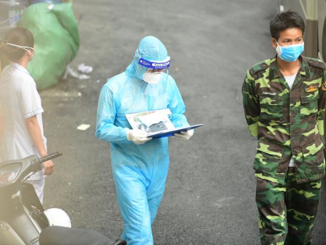 Dịch COVID-19: Quảng Nam cách ly 60 hộ dân từ 0h ngày 5/8