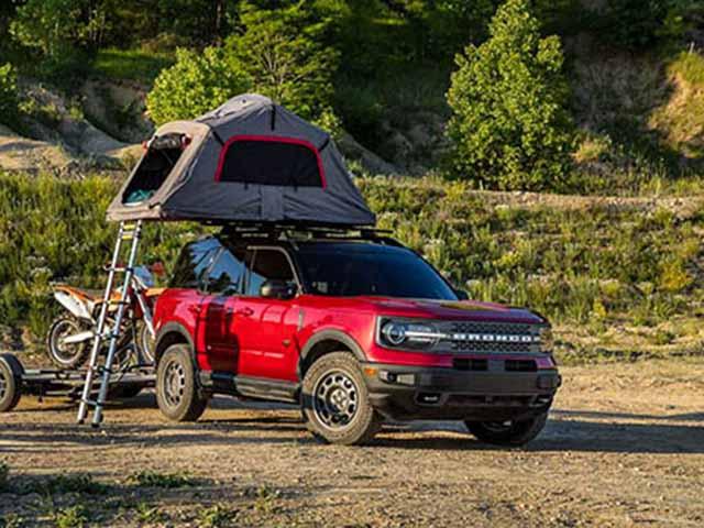 Xe SUV Ford Brocon vừa ra mắt đã cháy hàng tại Mỹ