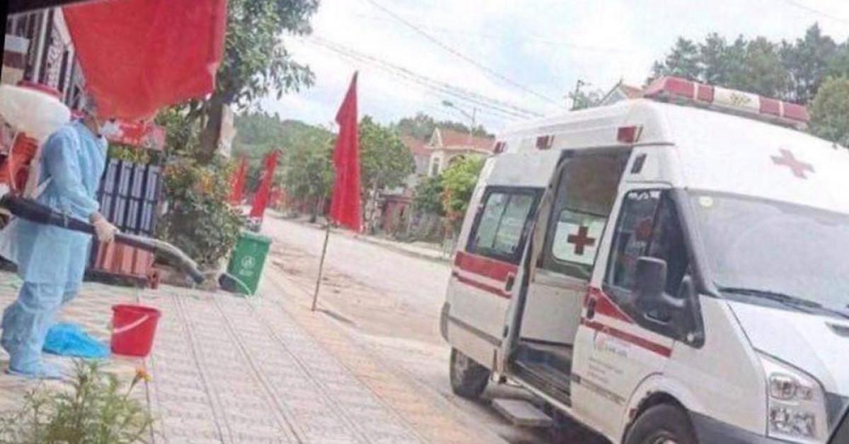 Cách ly một khu phố liên quan ca nghi nhiễm COVID-19 đầu tiên ở Lạng Sơn