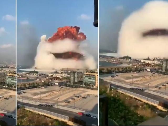 Vụ nổ khủng khiếp chưa từng thấy ở Liban: Vì sao giống hệt như nổ bom?