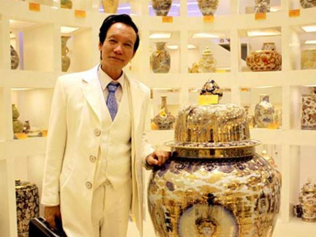 Đại gia Việt 4 lần vào tù ra tội, từng sở hữu vài tấn vàng