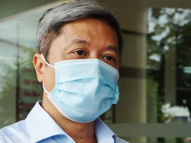 """Thứ trưởng Bộ Y tế: """"Không chỉ tôi mà tất cả các y bác sĩ đều muốn ở lại Đà Nẵng đến khi hết dịch"""""""