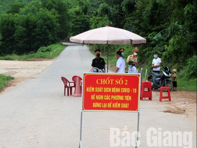 Hai ca nhiễm COVID-19 mới công bố tại Bắc Giang đã đi những đâu?