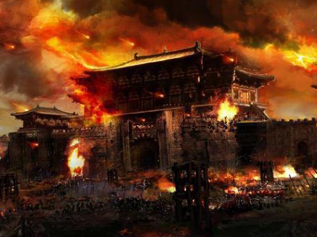 Vụ nổ khủng khiếp như bom nguyên tử khiến 20.000 người chết ở Trung Quốc
