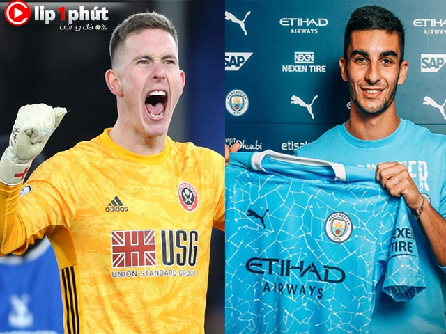 MU dễ mất Henderson vì De Gea, Man City tung tiền mua ai sau Torres? (Clip 1 phút Bóng đá 24H)
