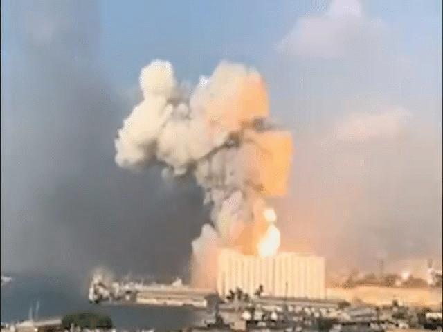 Ông Trump tuyên bố sốc về vụ nổ như bom nguyên tử ở Liban