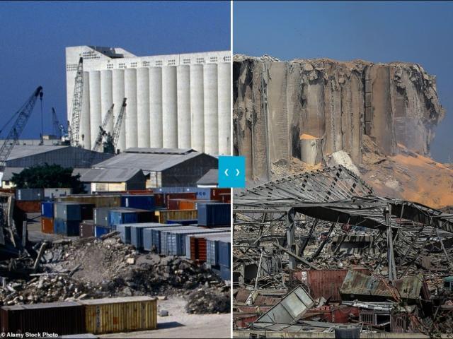 Nổ lớn ở Liban: Thêm hàng chục ca tử vong, loạt ảnh trước và sau cho thấy hậu quả thảm khốc