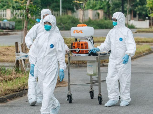 Công bố 30 ca nhiễm COVID-19 trong đó có 1 ca đã tử vong