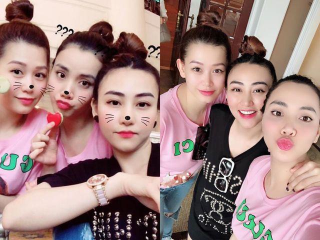 Hội bạn thân nổi tiếng của Á hậu Trang Nhung: Nhan sắc cực phẩm, hôn nhân viên mãn