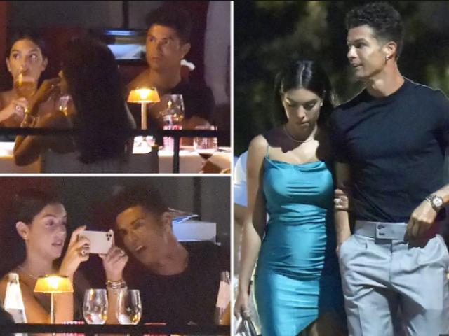 """Ronaldo đến làng chài hẹn hò mỹ nữ, lo vận đen đấu """"Sư tử"""" Cúp C1"""