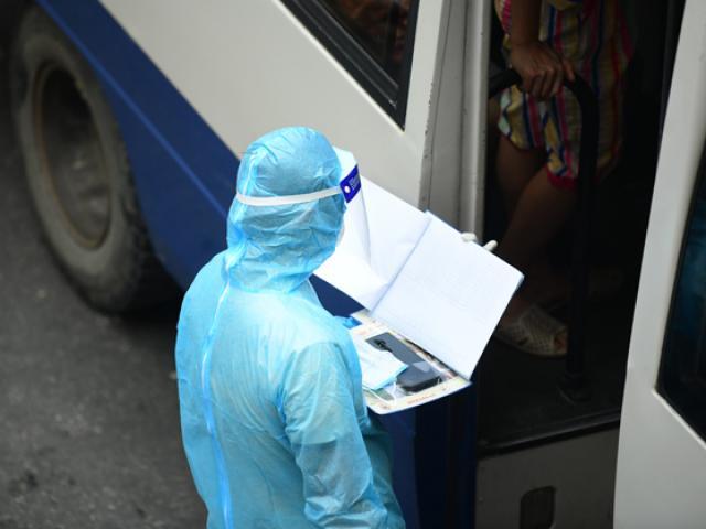 Lịch trình ca mắc COVID-19 số 748 ở Thanh Hoá: Từng đi cùng chuyến xe với ca bệnh 620