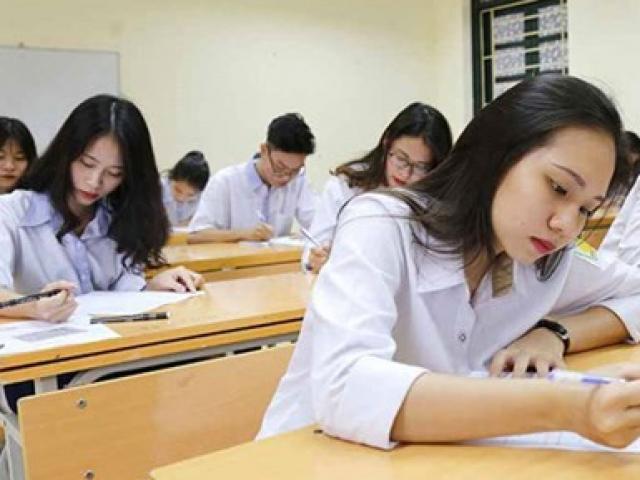Hơn 800.000 thí sinh bước vào đợt 1 của kỳ thi tốt nghiệp THPT