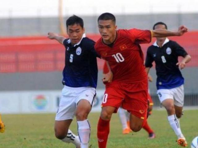 """Cầu thủ này sẽ là """"át chủ bài"""" của bóng đá Việt Nam trong 10 năm tới?"""