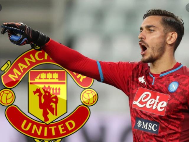 MU chọn thủ môn mới thế chỗ De Gea: SAO sáng 765 tỷ đồng đến từ Serie A