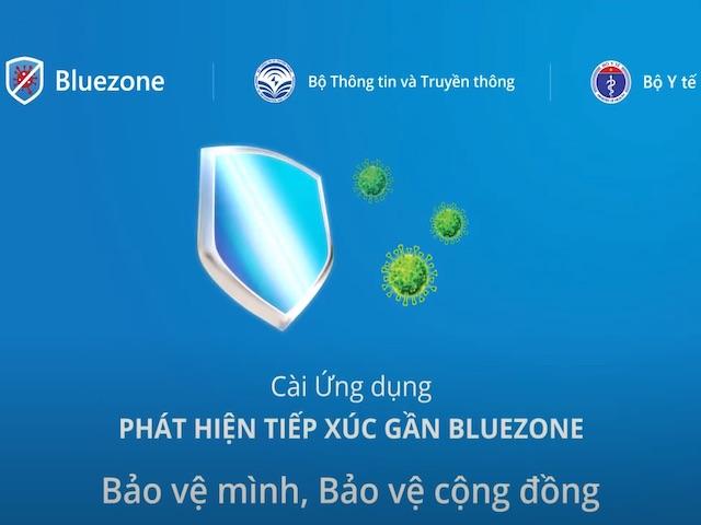 Đã có hơn 10 triệu lượt tải ứng dụng Bluezone giúp cảnh bảo sớm COVID-19