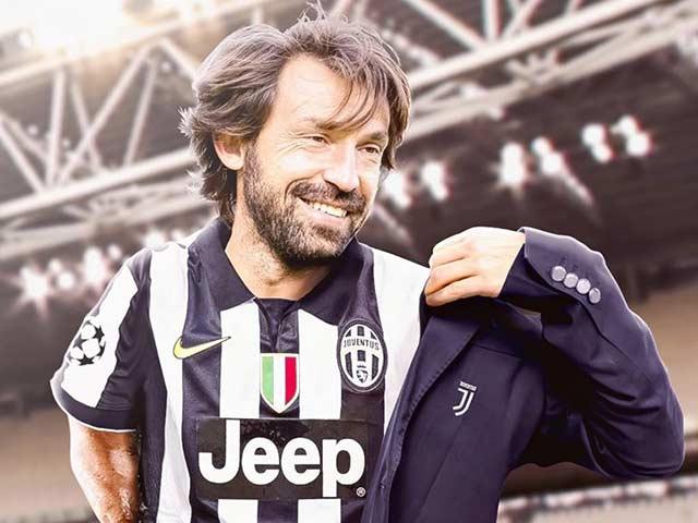 CHÍNH THỨC: Địa chấn Pirlo dẫn dắt Juventus, làm thầy Ronaldo