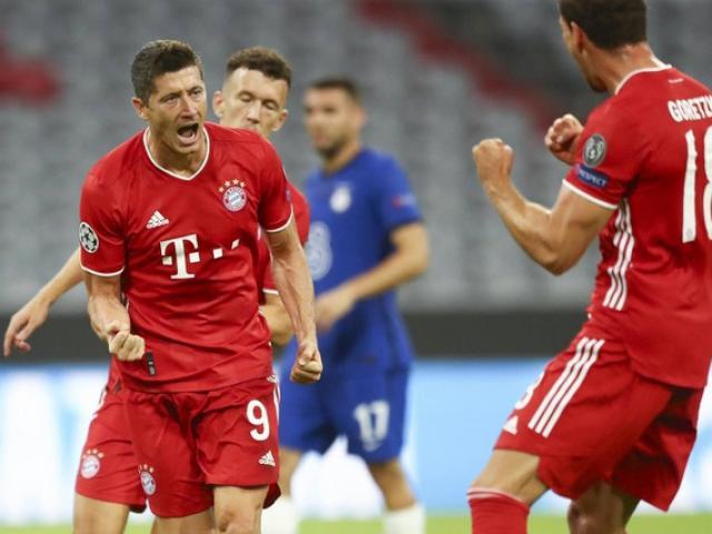 Lewandowski áp sát kỷ lục cúp C1 của Ronaldo, tung chiến thư dọa Messi