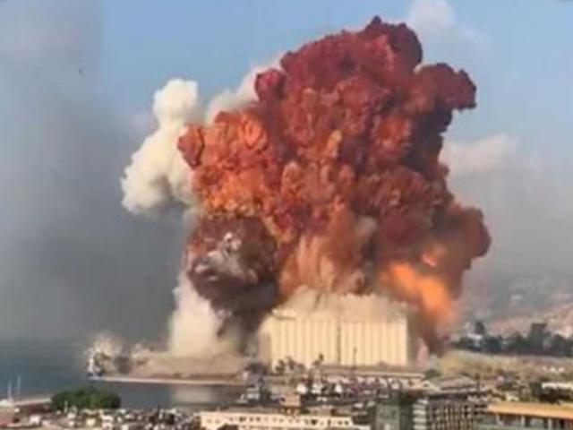 Liban: Chính phủ giải tán sau vụ nổ kinh hoàng