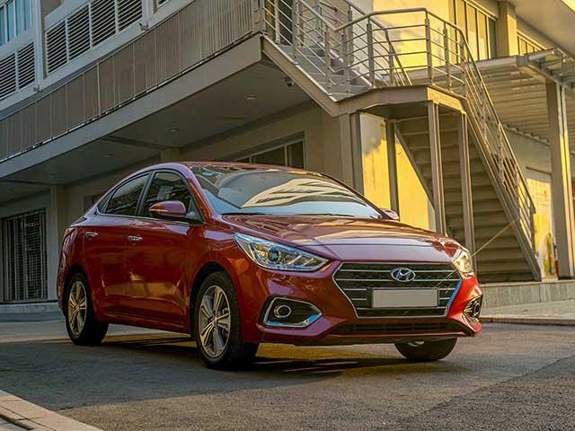 Doanh số bán ra của Hyundai Việt Nam trong tháng 7/2020