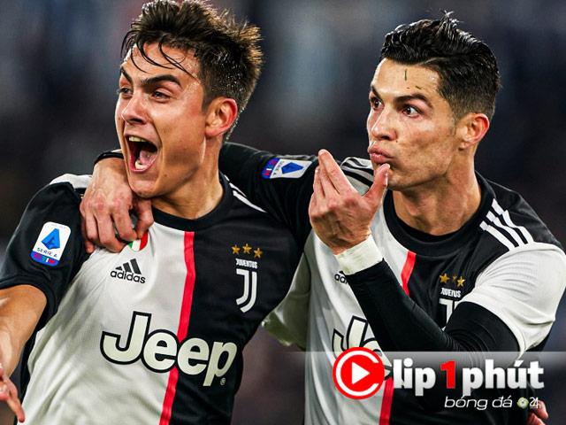 """Ronaldo nhờ """"siêu cò"""" để đến PSG, đàn em bị Real chèo kéo (Clip 1 phút Bóng đá 24H)"""
