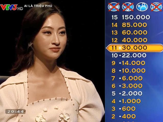Hoa hậu Lương Thùy Linh vuột mất 30 triệu vì... món sắn luộc