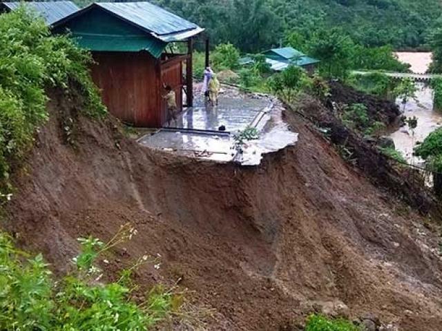Hai cháu bé tử vong thương tâm sau cơn mưa tầm tã ở Hà Giang