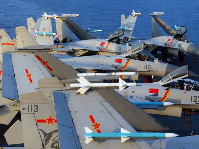 Kịch bản Trung Quốc đối đầu Nhật Bản, Mỹ ra tay can thiệp trên biển Hoa Đông