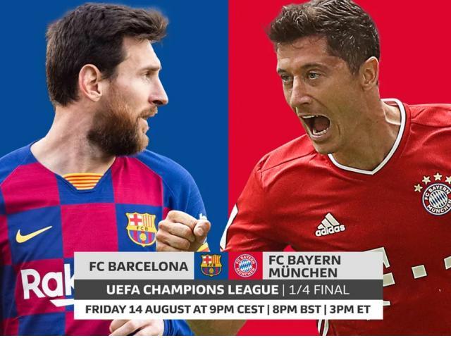 """Messi sợ tái hiện bi kịch Cúp C1 với """"vua áo đen"""" trận Barca - Bayern"""