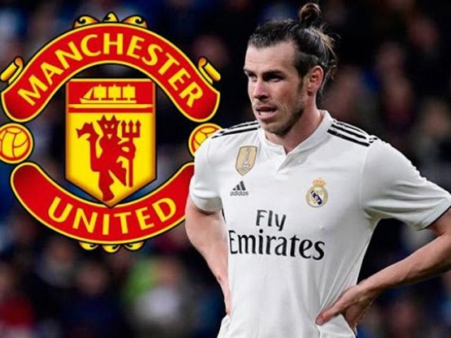 """Real muốn """"đuổi"""" Bale, MU thừa cơ săn """"bom tấn"""" giá siêu hời thay Sancho?"""