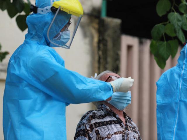 Lịch trình 14 ca COVID-19: Có Phó chủ tịch phường từng đến khám tại Bệnh viện Đà Nẵng
