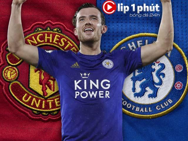 MU đại chiến Chelsea săn hậu vệ Ngoại hạng Anh đắt nhất lịch sử? (Clip 1 phút Bóng đá 24H)