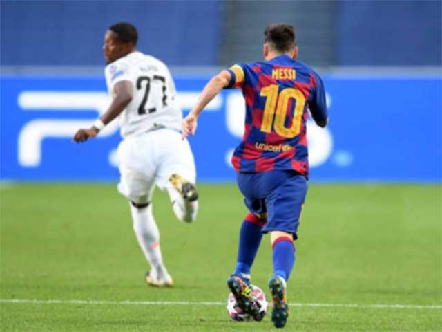 Kết quả bóng đá Cúp C1 Barcelona - Bayern Munich: Nỗi ê chề 8-2, muối mặt kẻ thua cuộc