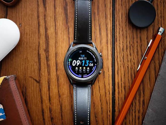 Đánh giá đồng hồ Galaxy Watch 3 bảo vệ sức khỏe tối ưu