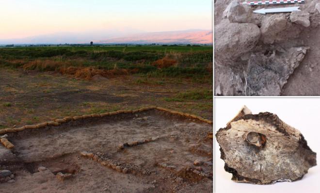 """Bí ẩn """"người than"""" ngồi bó gối trong mộ cổ 9.000 năm tuổi"""