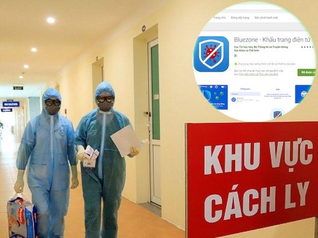 Bluezone tiếp tục lập công trong cuộc chiến chống dịch COVID-19