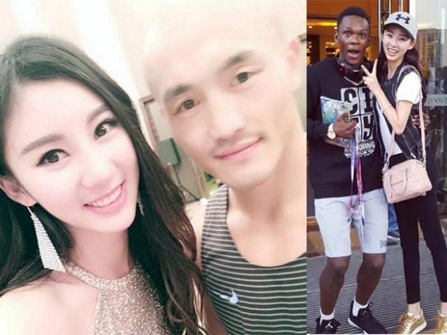 """Yêu hụt """"Đệ nhất Thiếu Lâm"""" Yi Long, mỹ nhân muốn cưới võ sĩ châu Phi"""