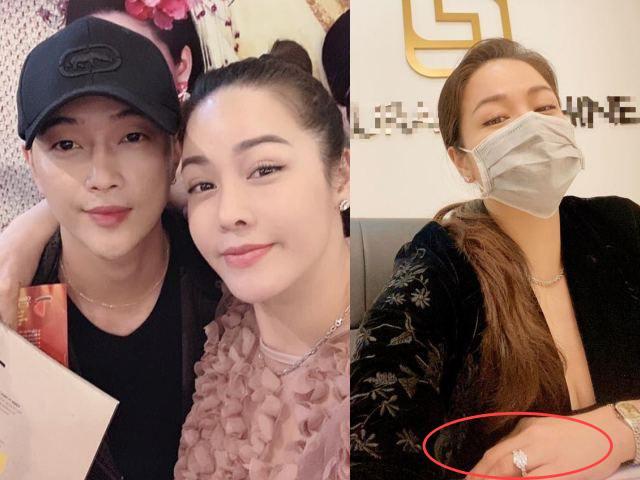 Nhật Kim Anh lại lộ thêm dấu vết nhận quà tỏ tình của TiTi (HKT)?