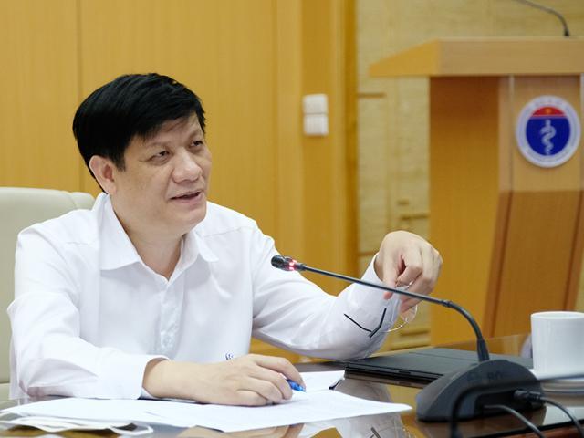 Quyền Bộ trưởng Y tế: Sẽ có mầm bệnh lây lan trong cộng đồng, các địa phương phải nâng mức cảnh giác