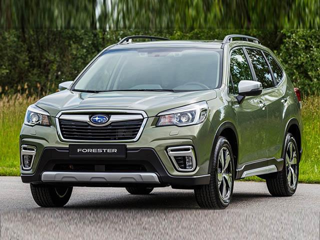 Subaru Forester giảm giá gần 130 triệu đồng, quyết đấu Honda CR-V và Mazda CX-5