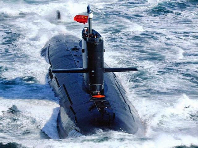 Tàu ngầm hạt nhân Trung Quốc đạt sức mạnh sánh ngang tàu ngầm Mỹ?
