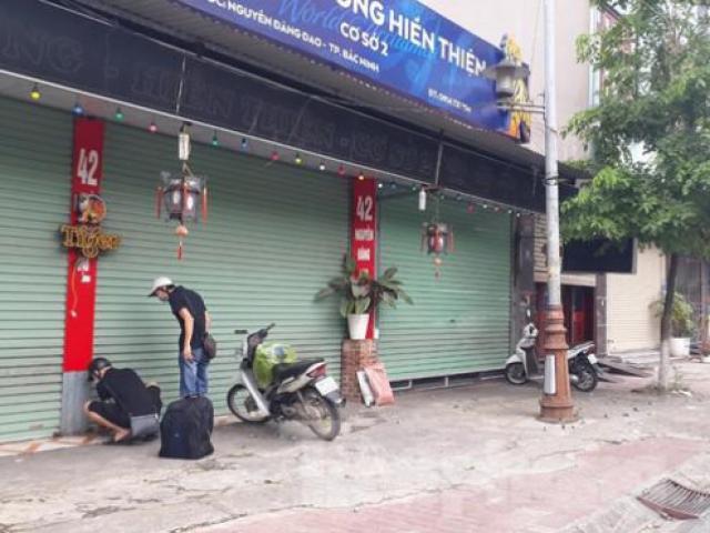 Quán ăn bắt nữ khách quỳ gối tại Bắc Ninh đóng cửa, ngừng kinh doanh