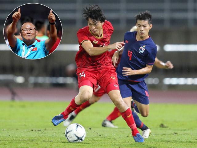 """Thầy Park muốn ĐT Việt Nam đua World Cup, VFF sẽ """"phục vụ tận răng"""""""