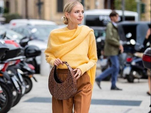 Bỏ túi 5 cặp đôi màu sắc hoàn hảo cho mùa thu